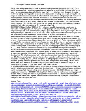 fillable online rgbc truck waybill sample pdf pdf 6b78b8370e4bb4eb1b9b59e46f1a90ca truck waybill sample pdf rgbc fax email print pdffiller