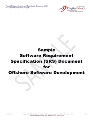 srs document for online shopping in ieee format - Fill Out Online