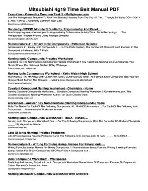 fillable online avlib mx mitsubishi 4g19 time belt manual pdf rh pdffiller com