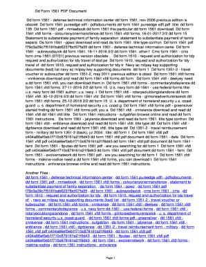 Fillable Online vkbf Dd Form 1561 PDF ...