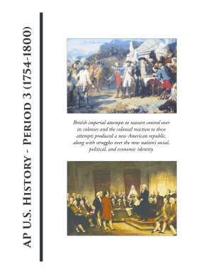 confiscation acts apush - Editable, Fillable & Printable
