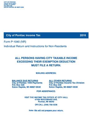 2013 michigan individual income tax return mi 1040 instructions