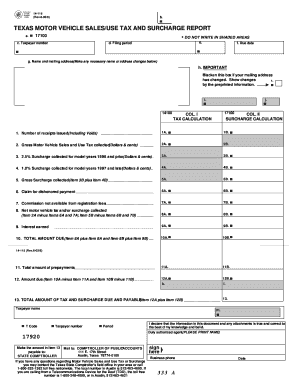 fillable online pbctc form 2006 07 ncaa transfer On motor vehicle sales tax texas