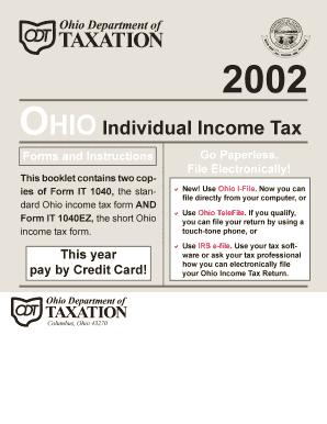 2009 1040ez tax booklet.