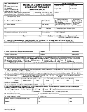 Fillable online ui contributions bureau fax email print for Bureau 2a form