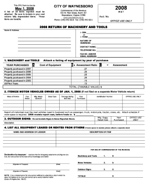 Fillable Online FORM CR-2 M & T and instructions .doc Fax Email ...