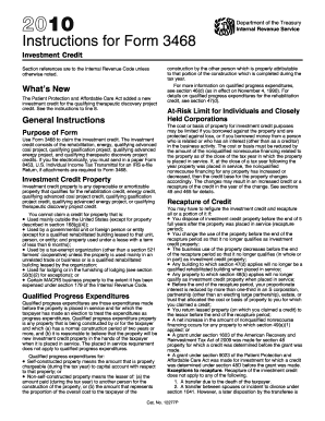 Instructions for form 3468 investment credit investment strategy dollar cost averaging investopedia