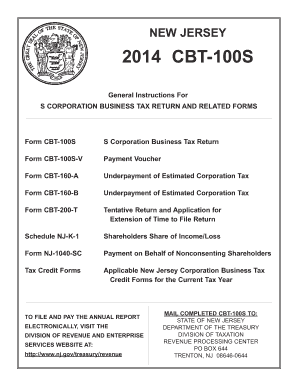 Fillable Online CBT-100S Instructions 2014 - CBT-100S Instructions ...