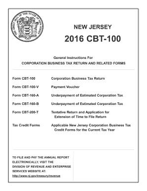 Fillable Online CBT 100 instructions (2016) CBT-100 Instructions ...