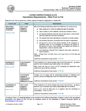Form Llc 4 7 Cogu Lessecretsdeparis Co