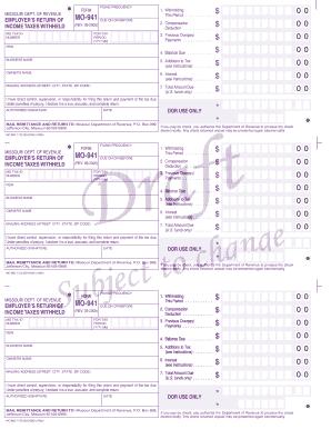 Mo 11 - Fill Online, Printable, Fillable, Blank | PDFfiller