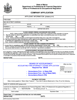 illinois occupational therapy license application