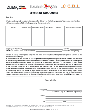request letter for delivery of goods - Fill Out Online