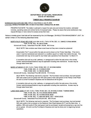 Fillable Online 5159 Prospectus PDF - DNR Fax Email Print