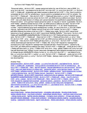 Fillable Online emupk Da Form 4187 Fillable PDF ...