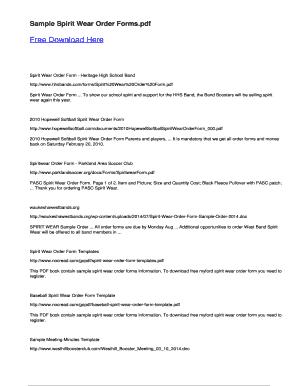 Informal meeting minutes template doc - Fill, Print & Download ...