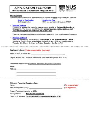 nus application period