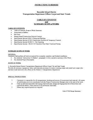 printable bid form sample fill out download invoice forms templates in pdf bid proposal. Black Bedroom Furniture Sets. Home Design Ideas