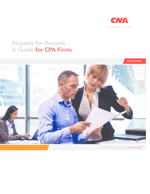 Request for Records A Guide for CPA Firms - forms.cpai.com