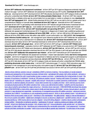Fillable Online Download Dd Form 2977 - ionez.herokuapp.com ...