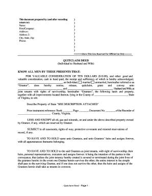 quick claim deed form mn  Bill Of Sale Form Minnesota Quitclaim Deed Form 8 Individual ...