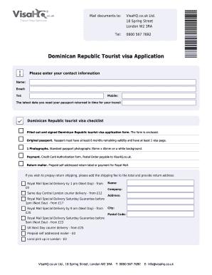 dominican republic visa application for citizens of libya dominican republic visahq co employment confirmation letter