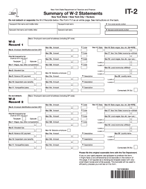 It2 Form 2016 - Fill Online, Printable, Fillable, Blank | PDFfiller