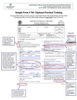 Form I 765 - Fill Online, Printable, Fillable, Blank | PDFfiller