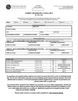 How to fill out application for title or registration california