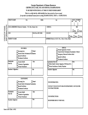 Walton County Human Resources - Fill Online, Printable, Fillable ...