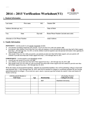 Printables Dependant Verification Worksheet dependant verification worksheet miami dade intrepidpath 14 15 worksheets the best and most prehensive