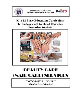 Beauty Care Module