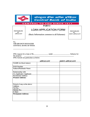 Central Bank Of India How To Fill The Loan Form - Fill ... on united bank of india, national bank of india, rbi india, central state bank, union bank of india, oriental bank of india, state bank of india, reserve bank of india,