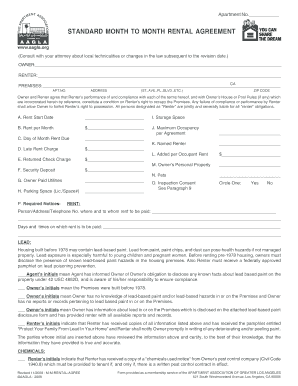 20102018 Form AAGLA Application to Rent Fill Online Printable