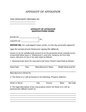 how to get a copy of an affidavit