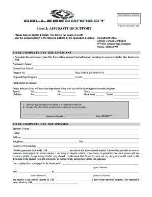 zimbabwe affidavit form free download  Affidavit Form Zimbabwe - Fill Online, Printable, Fillable ...