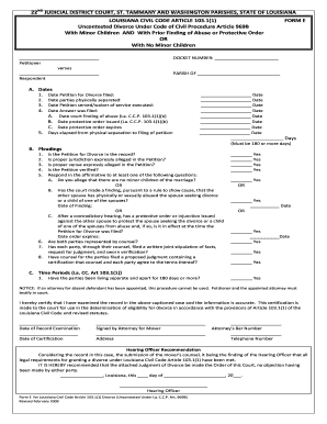 Articleship Form 103 Filled Sample - Fill Online, Printable ...