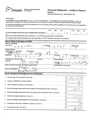 instructions to fill form 12b