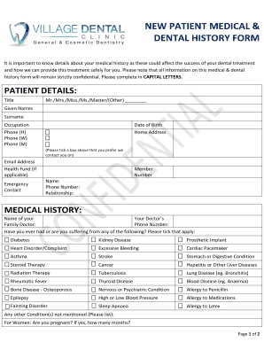 20 printable free printable dental patient sign in sheets forms and