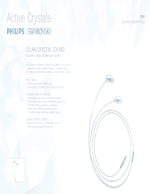 SWS2000/00 Philips Fashion Headphones