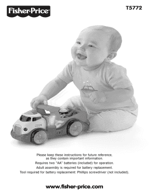 fisher price smart cycle instructions