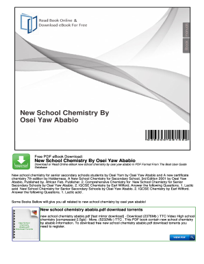 New school chemistry pdf fill online printable fillable blank new school chemistry pdf fandeluxe Images