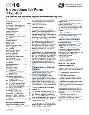trust tax return instructions 2016 pdf
