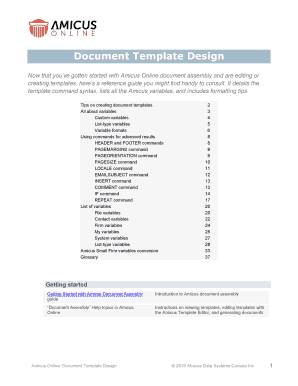 Fillable Document Template Design Edit Print Download Business - Game design document template word