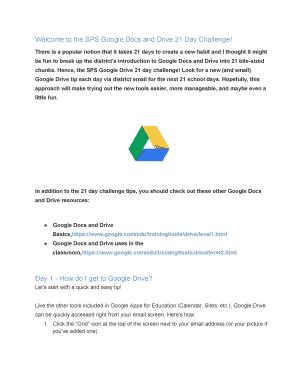 bucket list template google docs