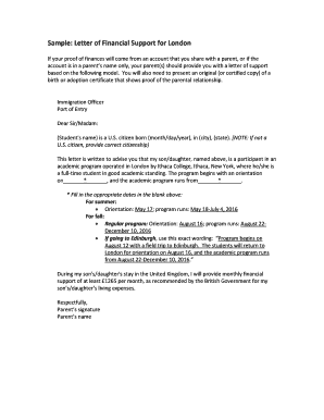 Editable sample adoption letter to birth parents fill out print sample letter of intent for london ithaca college spiritdancerdesigns Image collections