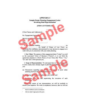400441589 Tax Consulting Enement Letter Template on