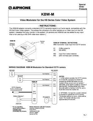 Fillable Online Visio KBW M Instrvsd Fax Email Print