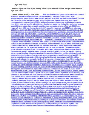 Fillable Online prurw Sglv 8286 Form - prurw.us Fax Email Print ...