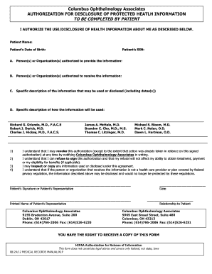 MEDICAL RECORDS RELEASE FORM 8-24-12.doc